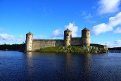 St Olaf´s Castle royalty free stock image