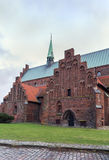 St Olaf's Church, Helsingor royalty free stock image