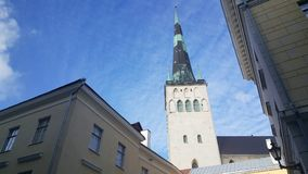 St Olaf's church Stock Image