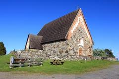 St Olafs Church, Tyrvaa Sastamala, Finland Stock Image