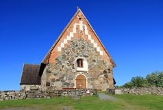 St Olafs Church, Tyrvaa Sastamala, Finland Stock Photography