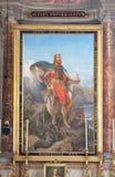St Olav il re della Norvegia Fotografia Stock Libera da Diritti