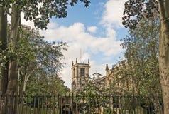 St Olave ` s教会,约克 前诺曼底 免版税库存照片