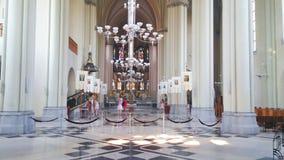 St Olha en Elizabeth kerk Royalty-vrije Stock Afbeeldingen