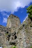 St Olof kościół ruiny Obrazy Stock