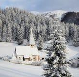 St Oswald Church en Austria Imagen de archivo libre de regalías