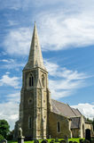 St Oswald parish church Royalty Free Stock Image