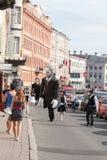 St PÉTERSBOURG, RUSSIE 4 JUILLET : dépassement des chiffres de la grande Russie Photo libre de droits
