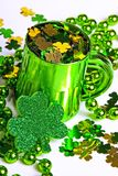St Paddy's Day Gear Stock Photography