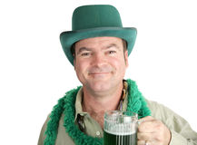 St Paddy's Day Smile Stock Photography