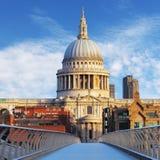 St Paiul - Лондон собора, Великобритания стоковая фотография rf