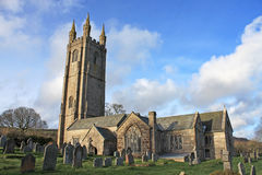St Pancras church, Devon Royalty Free Stock Photo