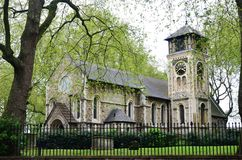 St Pancras Church London England Stock Images