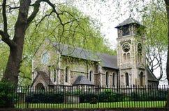 St Pancras Church London England Stock Images