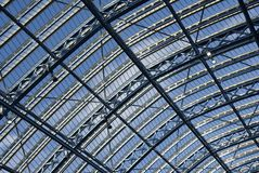 St Pancras International Royalty Free Stock Photos