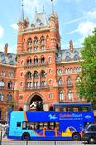 St Pancras Stock Photography