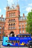St Pancras Stock Photography