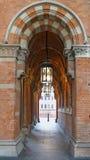St pancras, london Stock Photo