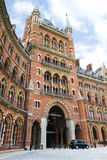 St Pancras Station Stock Images