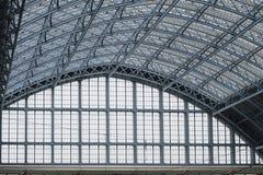 St Pancras station Stock Photography