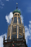 St. Pancras of Zuidertoren Stock Photo