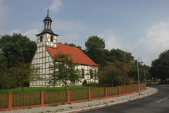 St Pankratius kościół zdjęcia stock