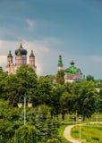 St. Panteleimon Cathedral (Kiev) Royalty Free Stock Photos