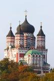 St Panteleimon Cathedral, Kyiv, Ucrânia Fotografia de Stock Royalty Free