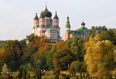 St. Panteleimon Cathedral, Kyiv, Ukraine Royalty Free Stock Photo
