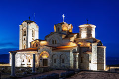 St. Panteleimon Church Royalty Free Stock Image