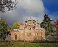 ?St Pantelejmon? en Skopje Foto de archivo