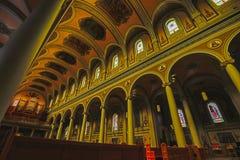 ST PARÓQUIA da BASÍLICA de PAUL (Toronto) Fotos de Stock Royalty Free