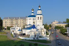 St. Paraskeva Church in Kazan, Russia Royalty Free Stock Photography