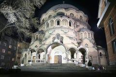 St Paraskeva della chiesa fotografie stock