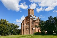 St Paraskeva Piątek kościół w Chernigov, Ukraina Zdjęcie Stock