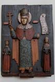 St Paraskeva z Yekaterina i Barbara od kolekci Zdjęcie Royalty Free