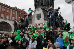 St Partick`s day Stock Photography