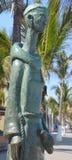 St Pascual statua Zdjęcia Royalty Free