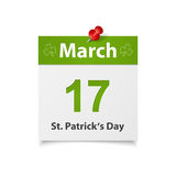 St.Paticks Day Royalty Free Stock Photography
