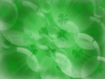 St. Patric day background Royalty Free Stock Photos