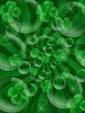 St. Patric day background Stock Photo