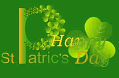 St. Patric.day Royalty Free Stock Photos
