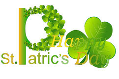 St. Patric. Stock Images