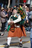 St. Patric's Day Parade royalty free stock photography