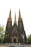 St. Patrick's Cathedral, Australia Stock Photos