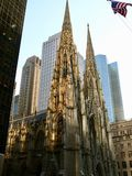 St. Patrick's Cathedral Stock Photos
