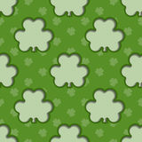 St Patrick�s Day Background Stock Photos