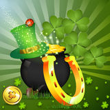 St patrick's day Stock Photography