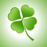 St. Patrick�s Day Shamrock Stock Images