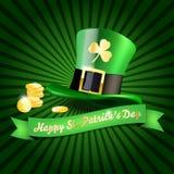 St.Patrick�s Day wish Stock Image